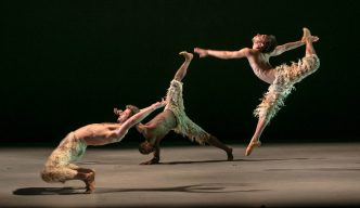 Alonzo King LINES Ballet-Williams Center for the Arts