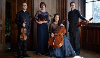 Brentano String Quartet-Williams Center for the Arts