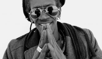 Cheikh Lo at the Williams Center for the Arts