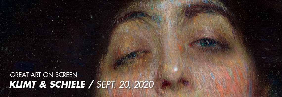 Klimt and Schiele, Sept. 20