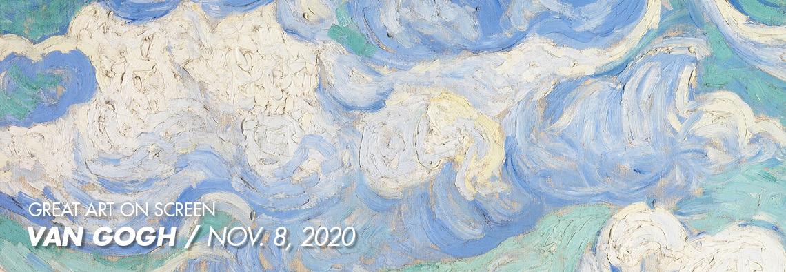 Van Gogh, Nov. 8