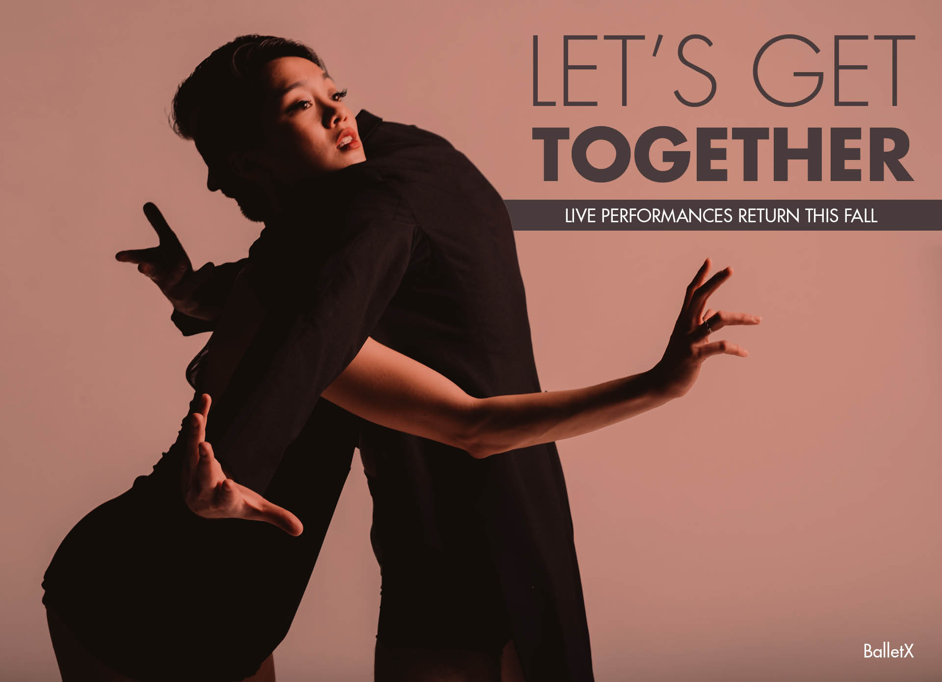 Let's get together: Live performances return this fall